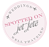 JetFete Blog - A Formal Destination Wedding in Naples, Italy